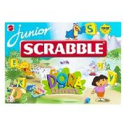 My 1St Dora Scrabble