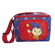 Noddy 36cm Plastic Coated Lunch Bag