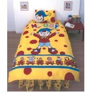 Noddy and Train Duvet Set