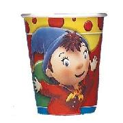 Noddy Party Cups 8 Pack