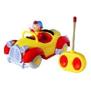 Noddy Radio Control Car with Sounds