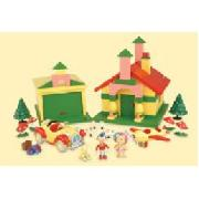 Noddy Toyland Playset (25 Pieces)