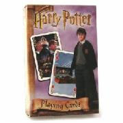 Pack of Harry Potter Playing Cards