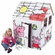 Peppa Pig - Peppa's Colour In Playhouse