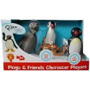 Pingu and Friends Character Playset
