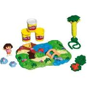 Play Doh - Dora Playset