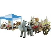Pony and Trap (Sylvanian Families)