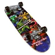"Power Rangers Mystic Force 28"" Skateboard"