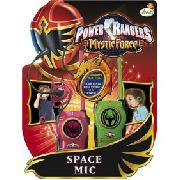 Power Rangers Mystic Force Space Mic