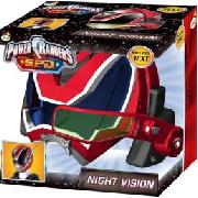 Power Rangers S.P.D.Power Night Vision