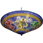 Power Rangers Uplighter Lampshade