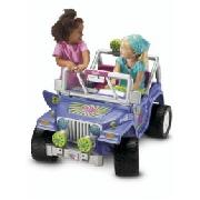 Powerwheels - Barbie with Sound System