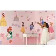 Room Mural/Wall Stickers - Disney Princess