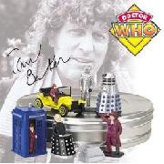 Signed Dr Who Anniversary Gift Set