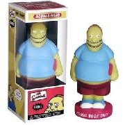 Simpsons - Comic Book Guy Bobble Head