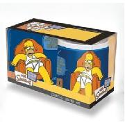 Simpsons - Couch Potato Essential Coffee Kit