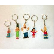 Simpsons Family Keyring 60/PK