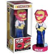 Simpsons - Groundskeeper Willie Bobble Head
