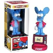 Simpsons - Itchy Bobble Head