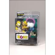 Simpsons Movie - Homer and Plopper