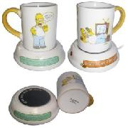 Simpsons Personal Mug Warmer