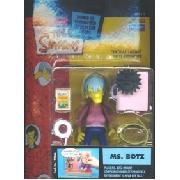 Simpsons World of Springfield Ms.Botz