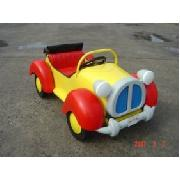 Small Licensed Noddy Pedal Car