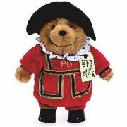 Small Paddington Bear 19cm Beefeater Outfit