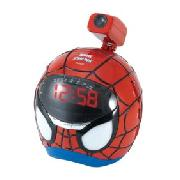 Spiderman 3 - 3 D Projection Clock