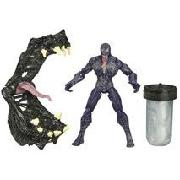 Spiderman 3 Venom Figure. Includes Web Ooze Canister!!