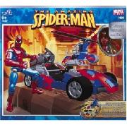Spiderman Action Vehicle Set