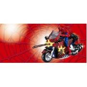 Spiderman - Deluxe Web Cycle and Figure