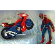 Spiderman X-Treme Cycle