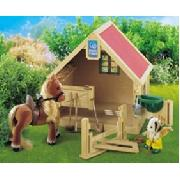Stable and Pony (Sylvanian Families)