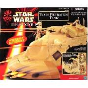 Star Wars Ep1 Trade Federation Tank