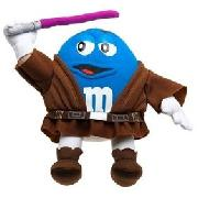 Star Wars Mace Windu Plush M&M