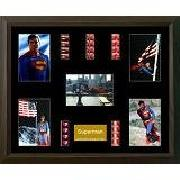 Superman Montage Film Cell