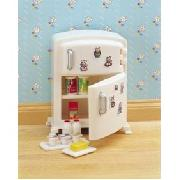 Sylvanian Families 4204 Fridge and Accessories