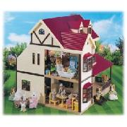 Sylvanian Families 4949 Oakwood Manor House
