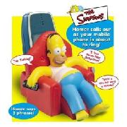 The Simpsons - Homer Mobile Talk Pal