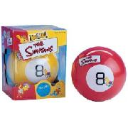 The Simpsons Magic 8 Ball