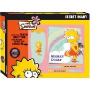 The Simpsons Secret Diary