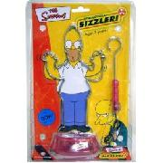 The Simpsons Sizzler