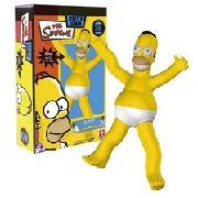 The Simpsons - Stretch Homer