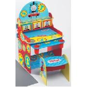 Thomas and Friends Desk and Stool