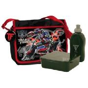 Transformers Lunch Kit