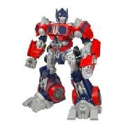 Transformers Movie - Cyber Stompin Optimus Prime