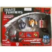 Transformers Movie Undercover Deluxe Carabiner Set