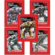 Transformers Stickers 50 Pack Box