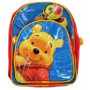 Winnie the Pooh Backpack (Red/Blue)